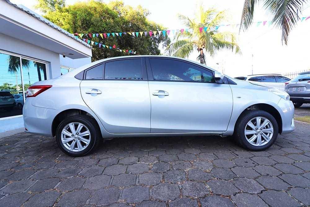 Toyota Yaris A U00f1o 2018